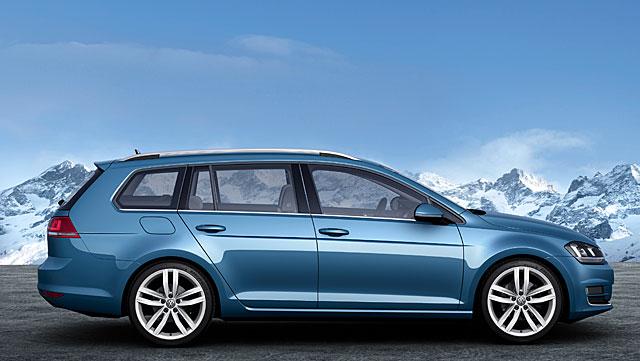 车体结构的同时,亦能带来轻量化的效果,这也帮助7代高尔夫旅行版较前