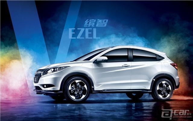 广汽本田中级SUV-缤智2
