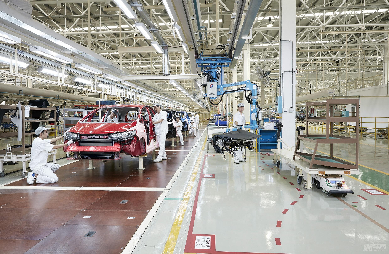 广汽本田第三工厂暨发动机工厂举行落成体验活动